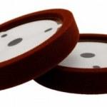 Полировочный круг- коричневый- твердый 180x 32mm