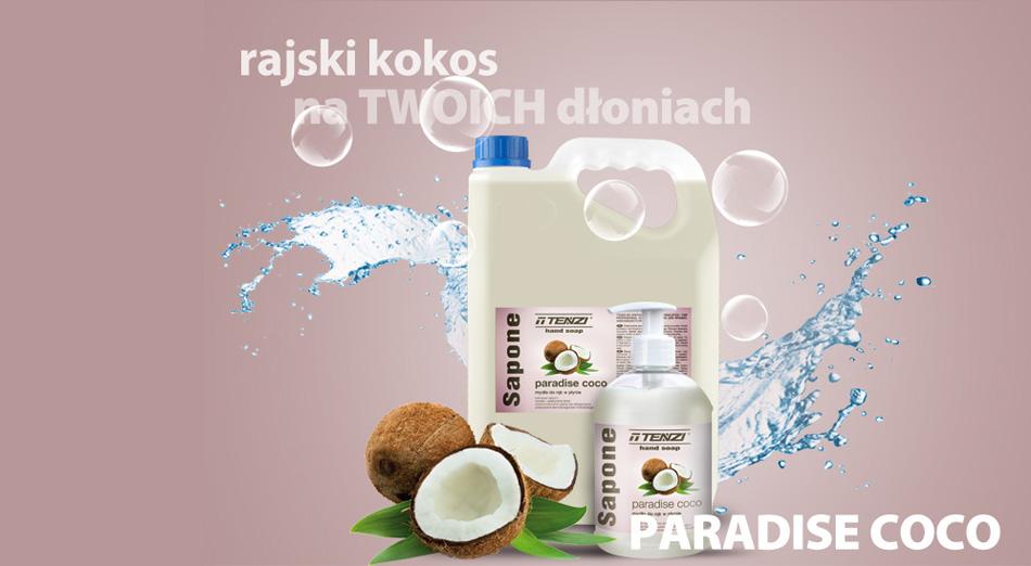 sapone paradise coco